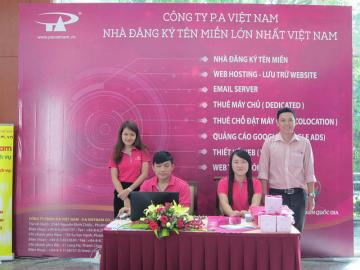 WORKSHOP VIET NAM BRAND NAME WITH DOMAIN NAME .VN IN HO CHI MINH CITY